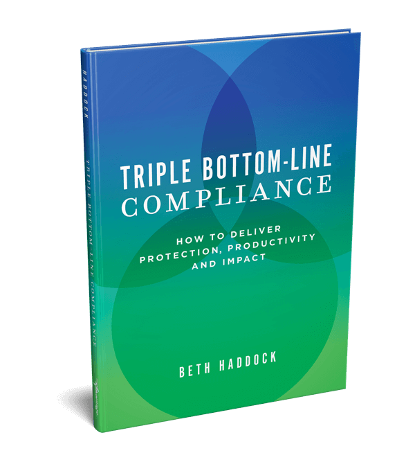 Triple Bottom-line Compliance Book Cover