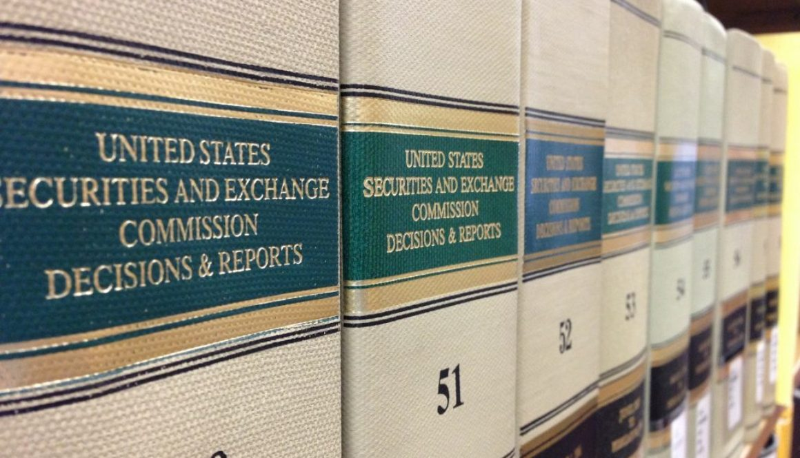 SEC Books